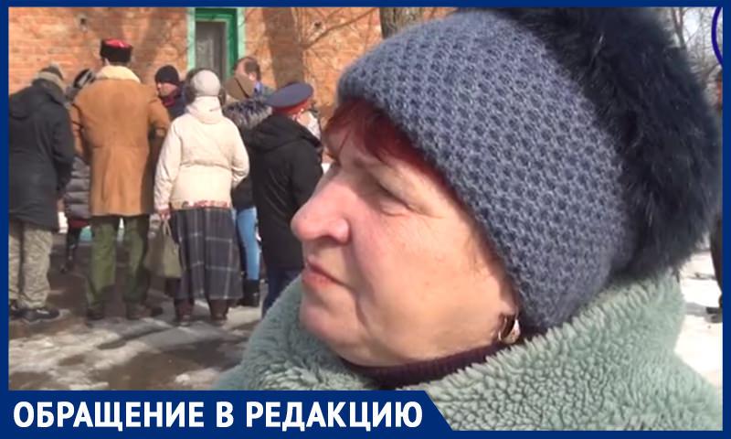 В Ростовской области  у сельских жителей отнимают пастбища