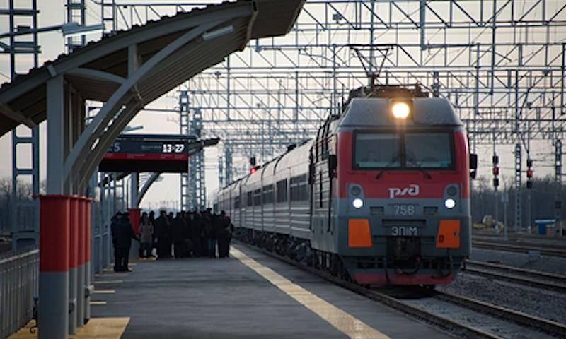 Россия отменила поезда на Украину из-за коронавируса