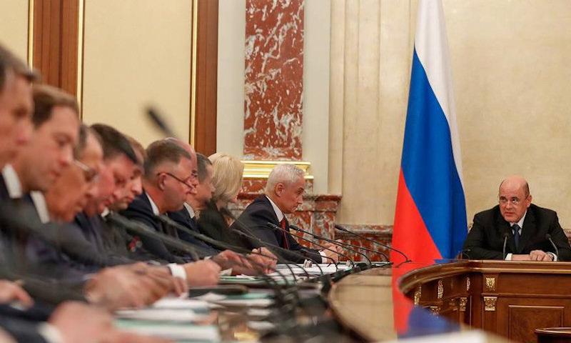 Власти задумали распространить режим повышенной готовности на всю Россию