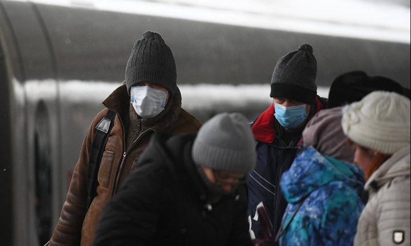 Стало известно о 23 новых случая заражения коронавирусом в России