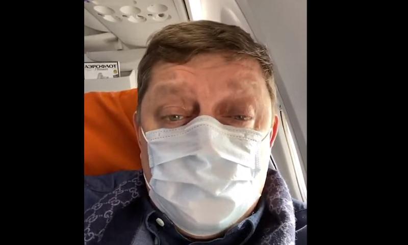В России даже масок нет. Кто спасет: Бог или правительство?