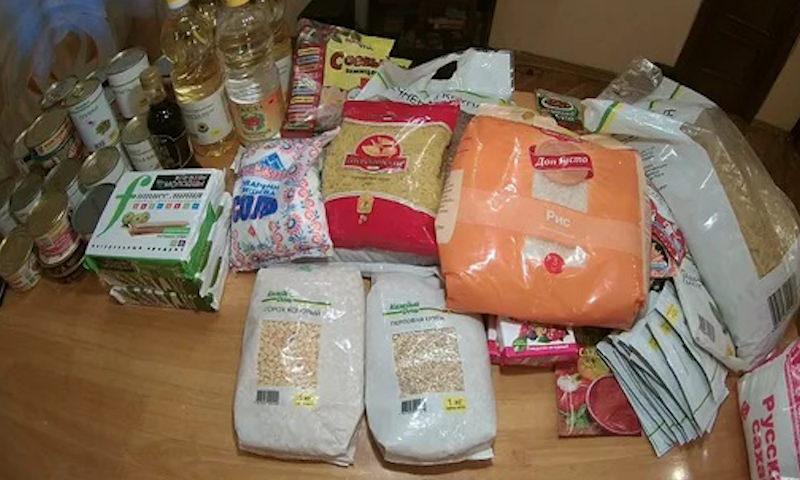 Стало известно, сколько еды и туалетной бумаги нужно для карантина