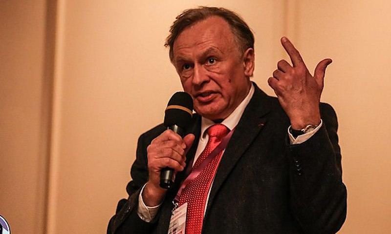 Убивший аспирантку историк Соколов обрушился в суде с гневной речью на своего давнего врага «маэстро» Понасенкова