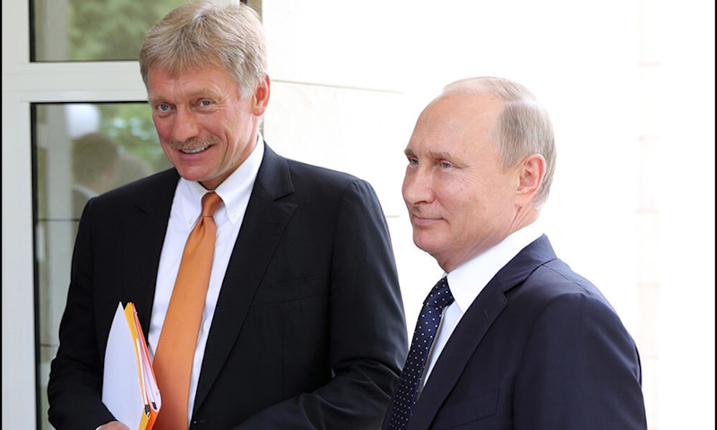 Стало известно, как работает Путин в условиях всеобщей самоизоляции