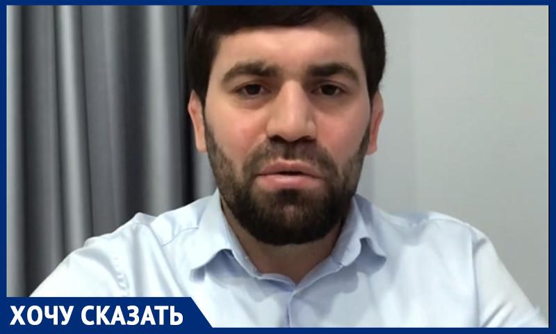 Уволенный прокурор просит Путина разобраться с беспределом в Республике Дагестан