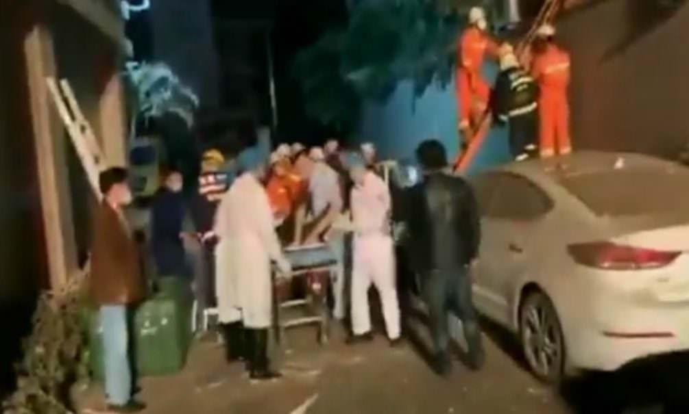 Десятки под завалами: в Китае рухнул «коронавирусный» отель