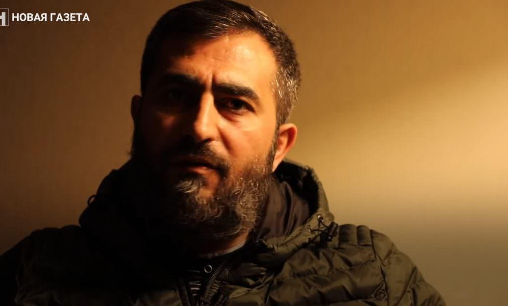 Трансляция обращения сирийского боевика к россиянам в «Новой газете» привела к десяткам жалоб в МВД