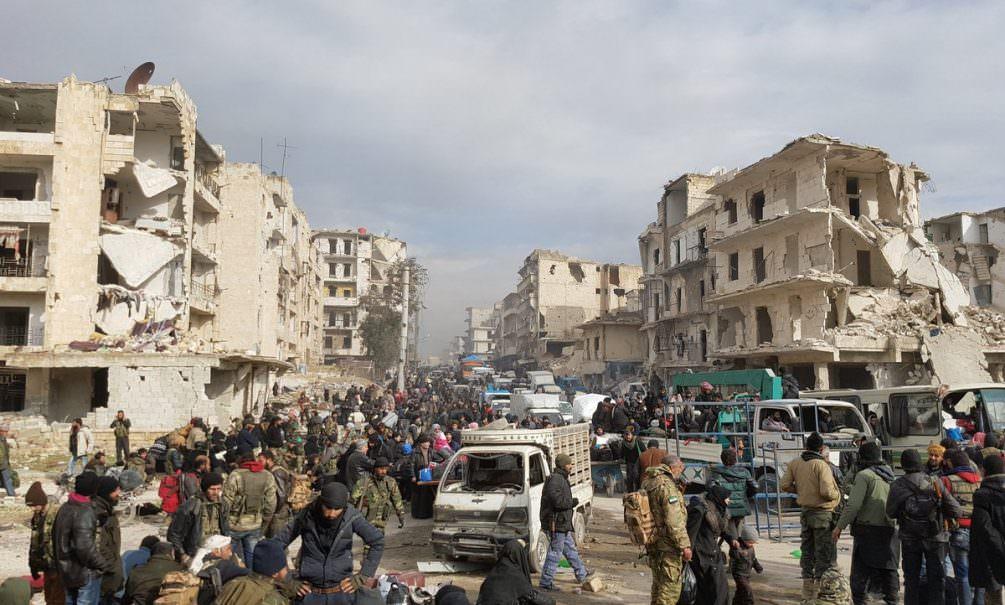 Сирия решила сбивать все самолеты над Идлибом