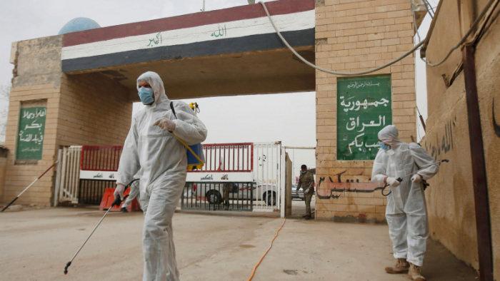 Иранские власти отпустили из тюрем 85 тысяч заключенных из-за коронавируса