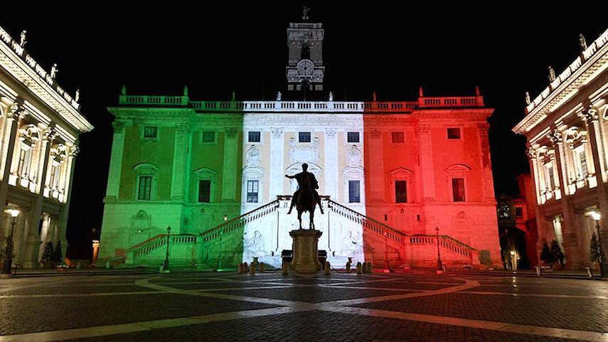 Италия вслед за Германией призвала ЕС отменить санкции против России