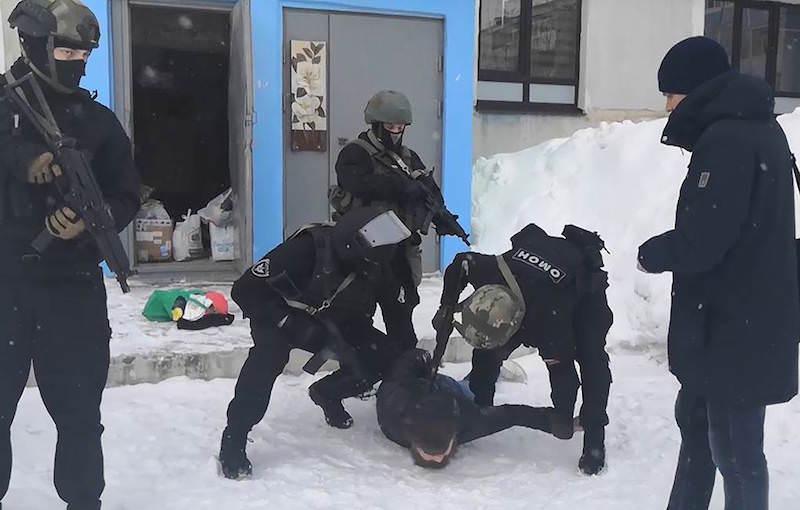ФСБ выявила ячейку российских финансистов ИГ