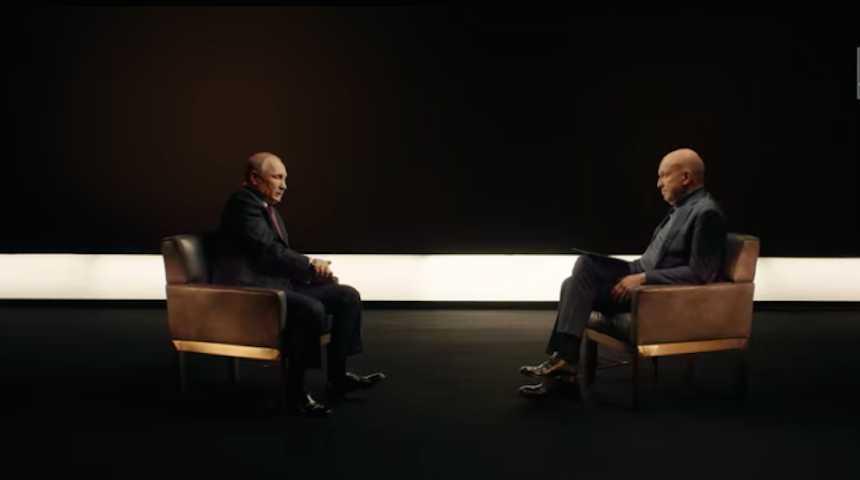 «Всё начнётся с того, что хоккеисты набьют морду математикам»: Путин рассказал о «Сириусе»