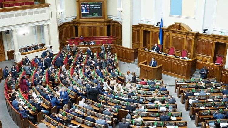 На Украине уволили двух министров после того, как они проработали 25 дней