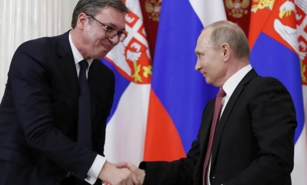 Сербия попросила помощи у России