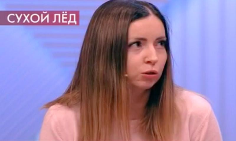 Екатерина Диденко продемонстрировала знания о сухом льде