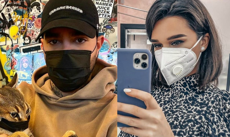 «Проплатили?»: Бородина и Тимати успокаивают людей из-за коронавируса