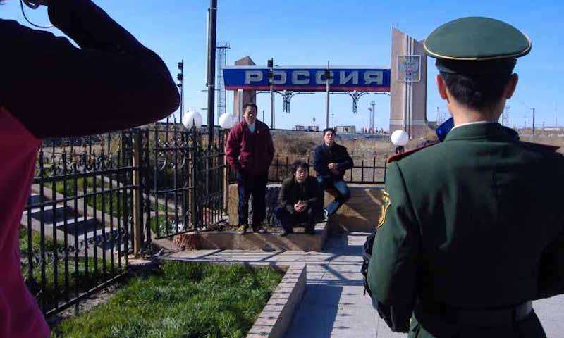 Россия закрывает все границы с 18 марта