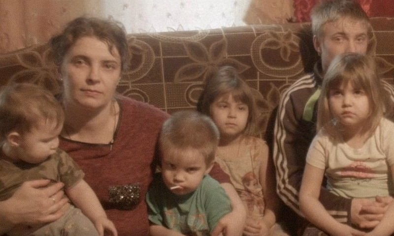 Больная раком многодетная мать из Воронежской области получила новый дом от фонда «+7»