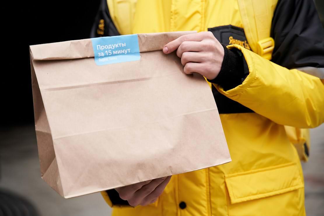 Как работает доставка еды и продуктов в России на время пандемии
