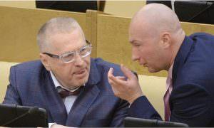 Сотрудники аппарата ЛДПР обвинили сына Жириновского в хищении денег у молодежных организаций
