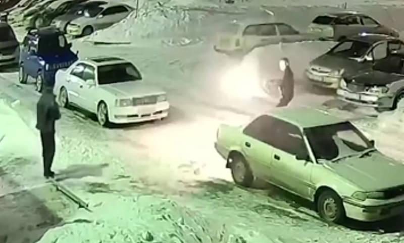 Новосибирец попал под автоматный расстрел и даже не дернулся