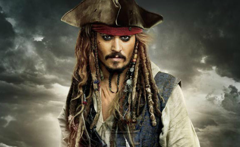Джонни Деппу могут вернуть роль Джека Воробья в «Пиратах Карибского моря»