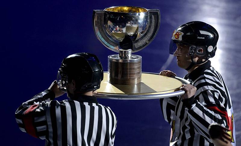 Чемпионат мира по хоккею отменен из-за коронавируса