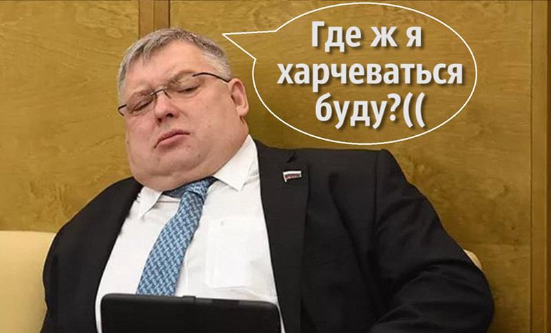 В Госдуме из-за коронавируса закрыли столовые