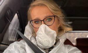 Ксения Собчак: «Думаю, я уже переболела коронавирусом»