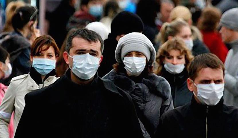 Рекорд: зараженных коронавирусом в России за сутки стало больше на 61