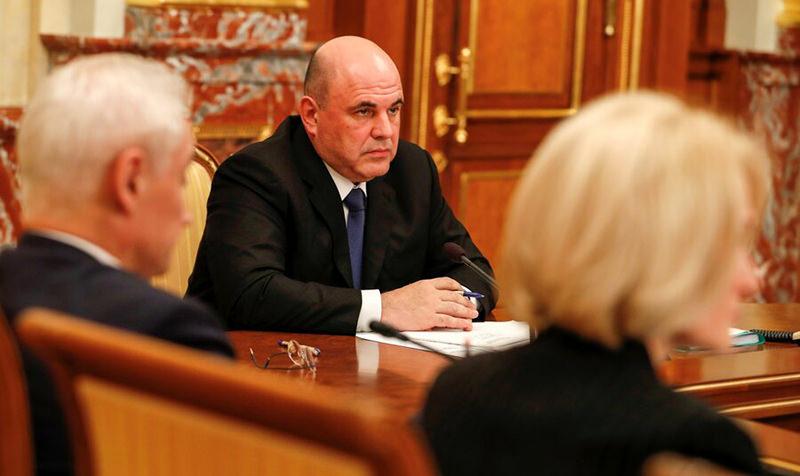Мишустин собрал экстренное совещание в связи с обвалом цен на нефть
