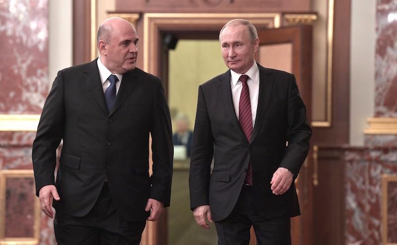 Российские власти создают антикризисный фонд на 300 млрд рублей