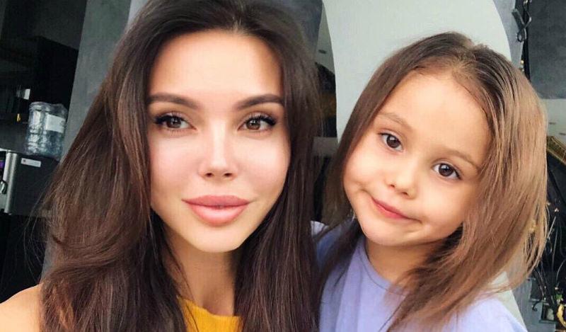 «Хорошо, что есть дети»: Оксана Самойлова вышла на связь