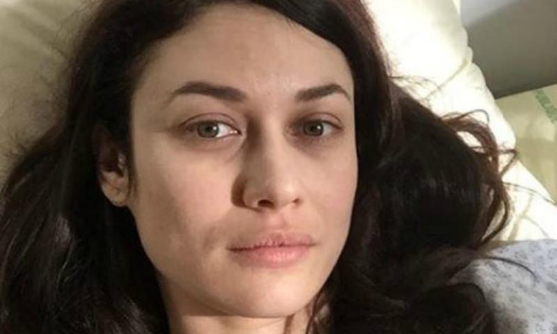 «Девушка Бонда» Ольга Куриленко заразилась коронавирусом