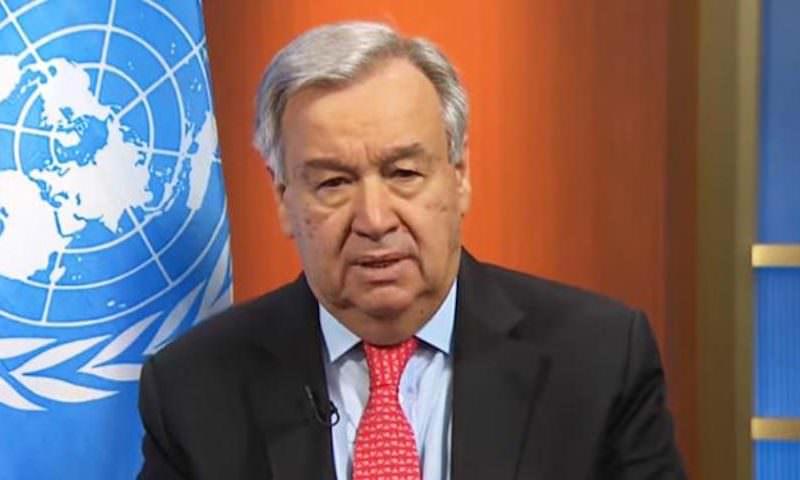 ООН призвала лидеров стран отменить все санкции из-за ситуации с коронавирусом