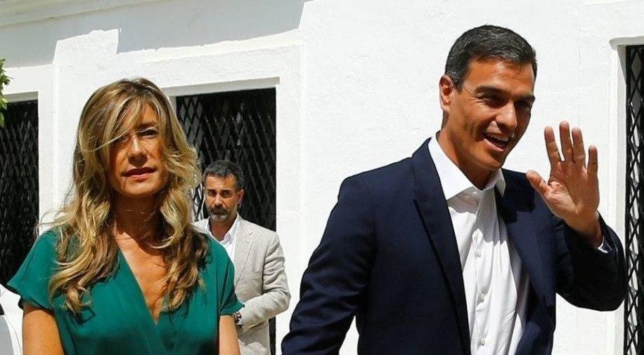 Жена премьер-министра Испании заразилась коронавирусом