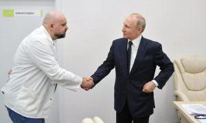 У встречавшегося с Путиным главврача больницы в Коммунарке нашли коронавирус