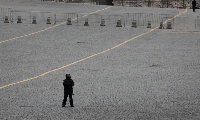 Режим самоизоляции в Москве продлили