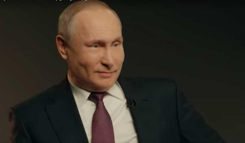 Путин посетил больницу, где лежат зараженные коронавирусом