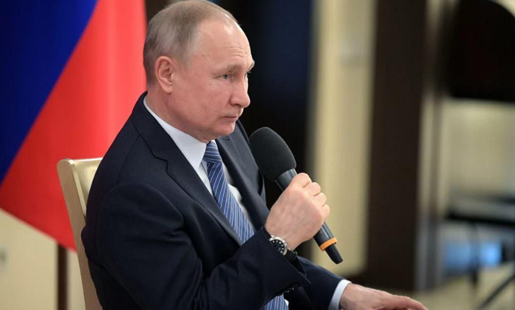 Путин назвал срок победы России над коронавирусом