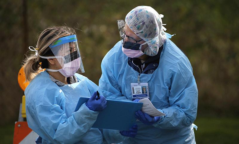 Динамика коронавируса на 21 марта: в России заражены более 300 человек