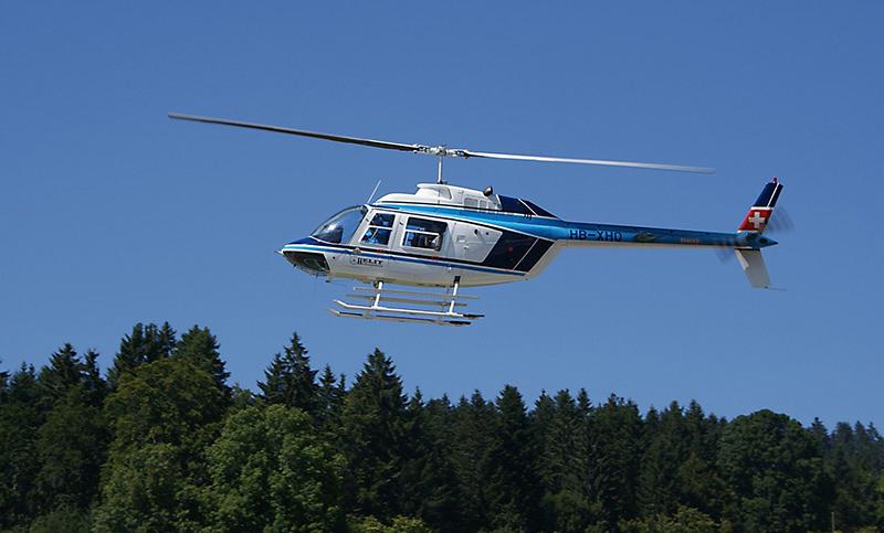 Вертолёт Bell разбился в Ненецком автономном округе, есть погибший
