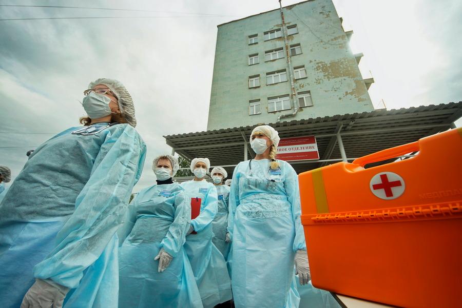 Динамика коронавируса на 29 марта: в России более 1500 заражённых