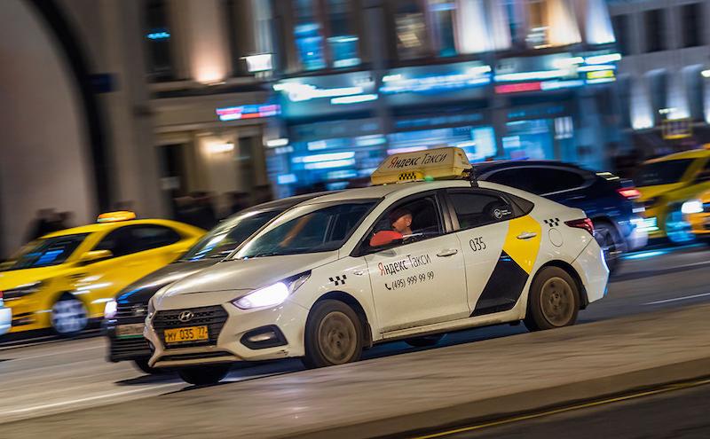 «Яндекс.Такси» начал составлять рейтинг своих пассажиров