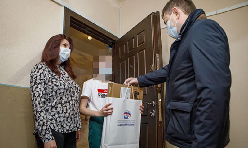 В благотворительный скандал во второй раз попал лидер воронежской