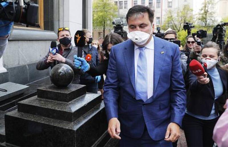 В Верховной раде посмеялись над идеей сделать Саакашвили вице-премьером