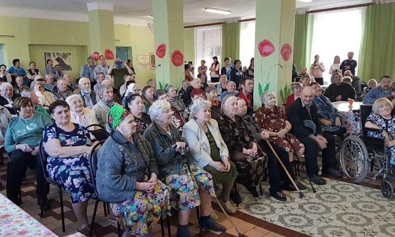 Город Вязьма заблокирован: коронавирус нашли у 86 человек в доме престарелых
