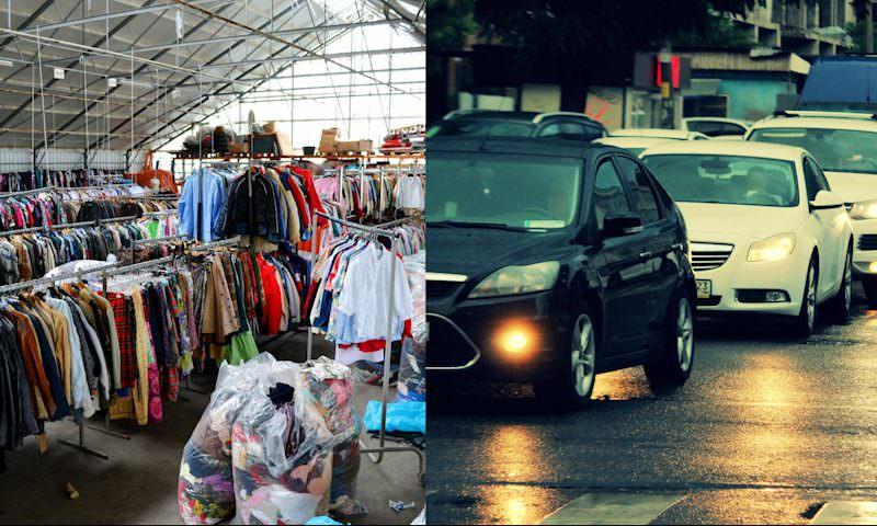 Список пострадавших от COVID-19 отраслей пополнился торговлей одеждой и машинами