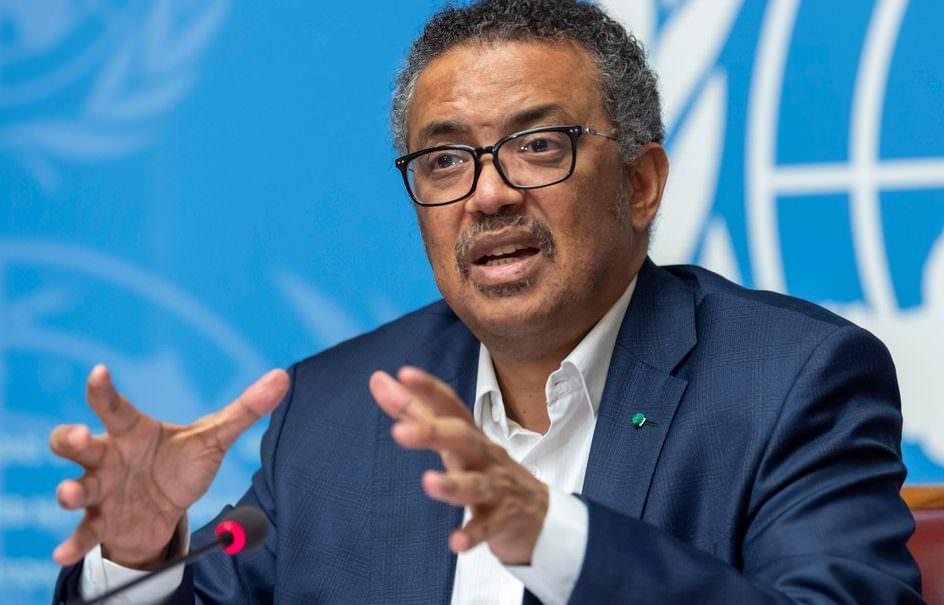 Глава ВОЗ пообещал рост числа заболевших коронавирусом до миллиона