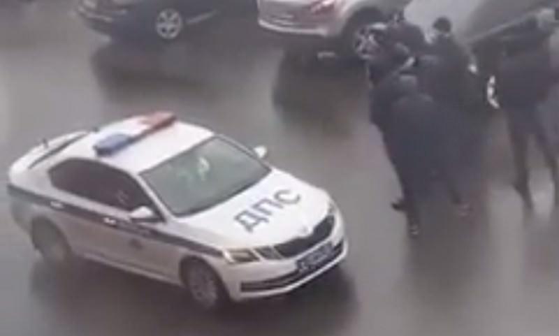 Гуманность по-ивановски: реакцию полиции на массовое нарушение сняли на видео